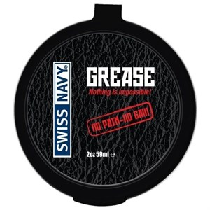 Демо-тестер крема для фистинга Swiss Navy Grease - 59 мл.
