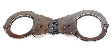 Наручники A95 Handcuffs Hinged Chrome